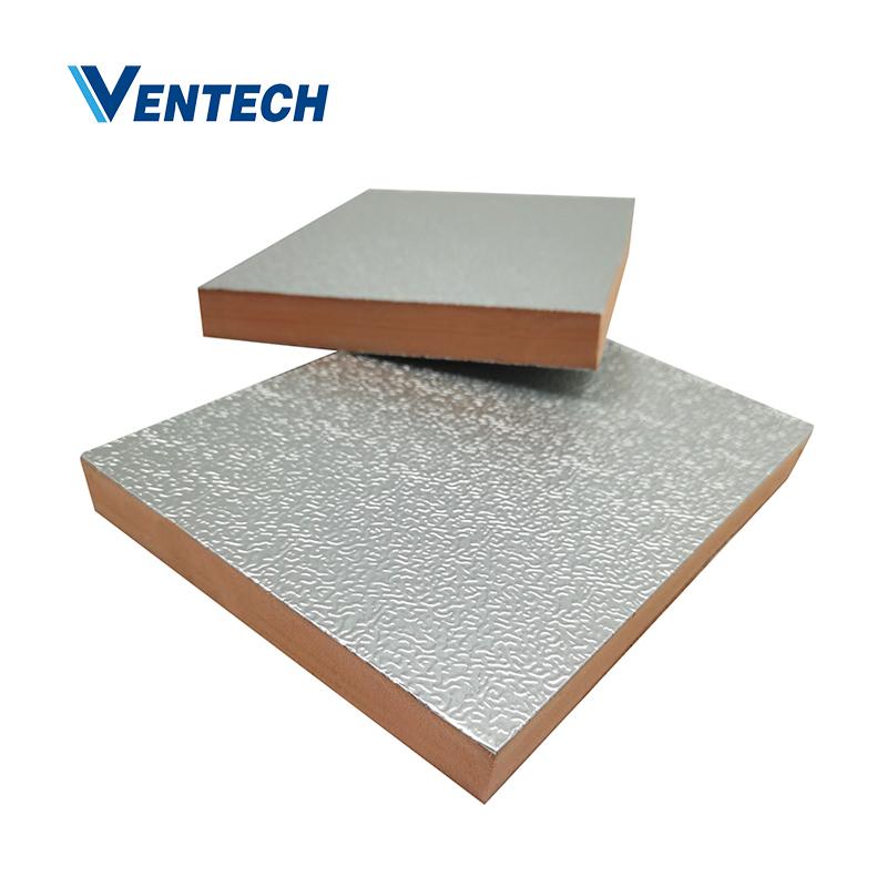 Ventech light weight phenolic duct board supplies fatcory-1