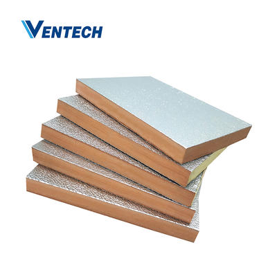 Phenolic Foam Insualted Duct Panel Factory