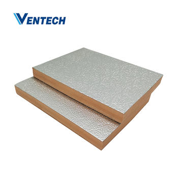 Custom aluminum foil phenolic foam board