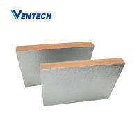 Alu foil phenolic pre-insulated duct panel wholesale