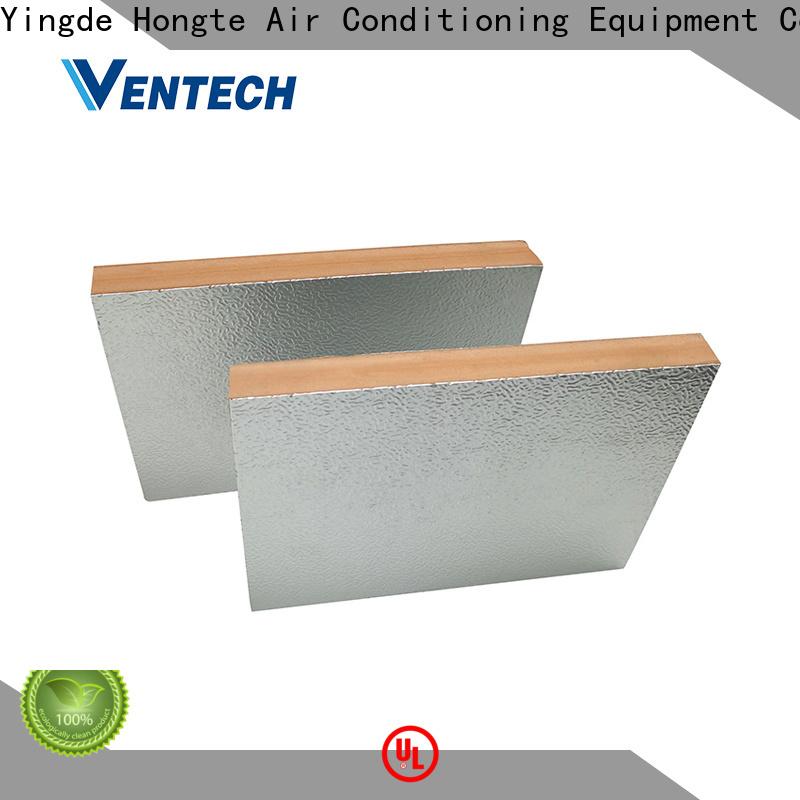 Ventech phenolic insulation board hot sale company