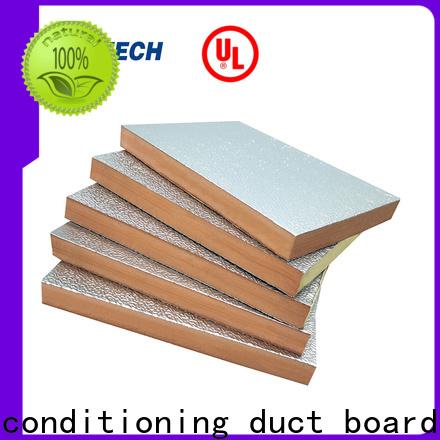 oem & odm phenolic duct board manufacturing fatcory