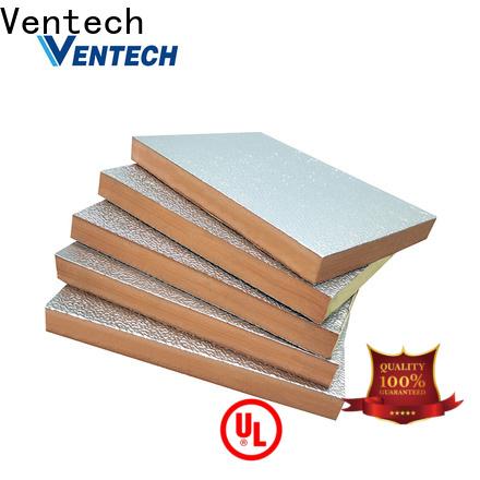 Ventech hvac duct board aluminum foil for wholesale