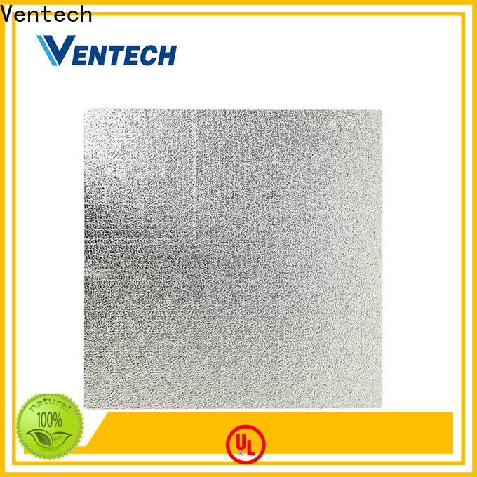 Ventech pre insulated duct panel factory direct supply best brand