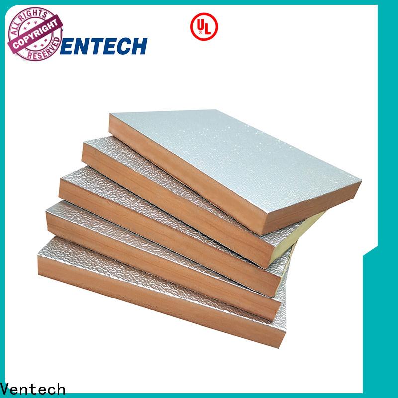 Ventech phenolic duct board supplies high quality