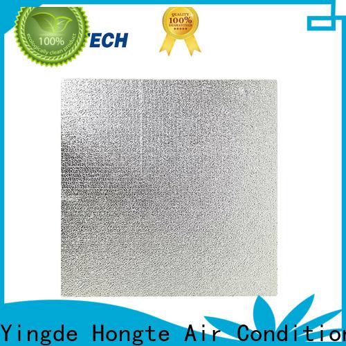 Ventech foil covered fiberglass duct board manufacturers manufacturer