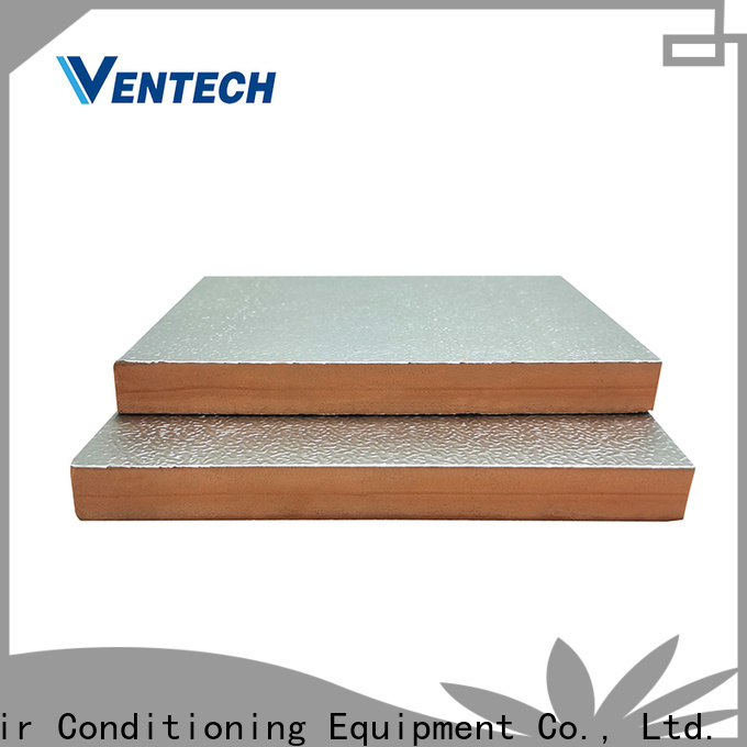 Ventech customized phenolic insulation board company company