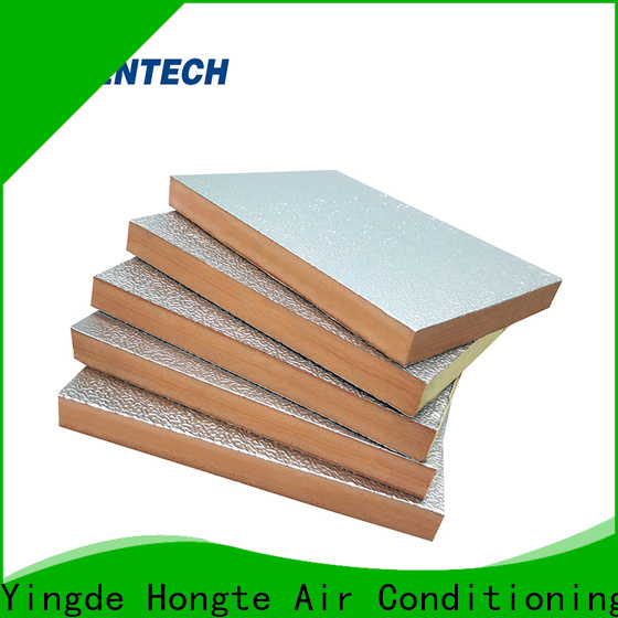 Ventech light weight hvac duct board manufacturing for wholesale