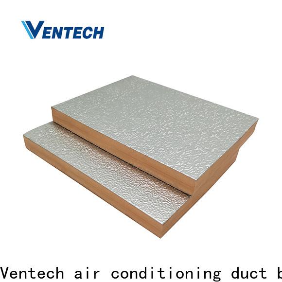 Ventech bulk hvac duct board manufacturing fatcory