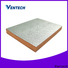 Ventech light weight foil covered fiberglass duct board factory direct supply fast delivery