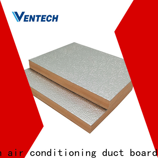 Ventech bulk pre-insulated panel supplies high quality