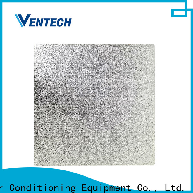 Ventech best pre insulated duct panel manufacturers fast delivery