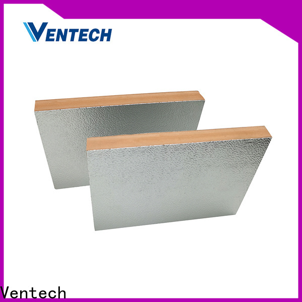 Ventech phenolic foam duct board for business best factory price