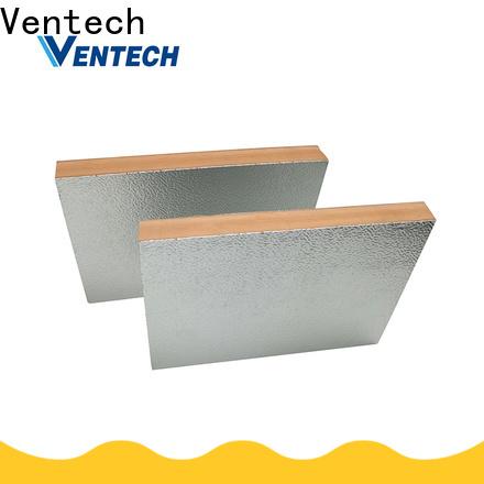 Ventech phenolic insulation board company manufacturing