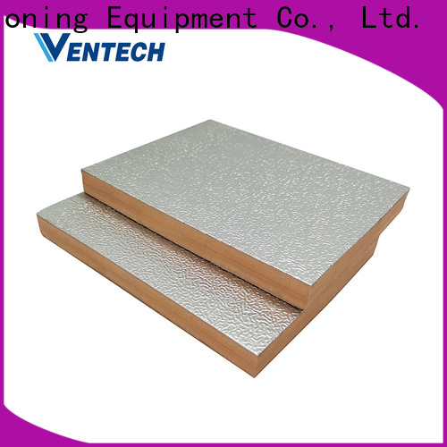 Ventech pre-insulated panel supplies fatcory