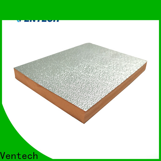 Ventech pre insulated duct panel supply best brand