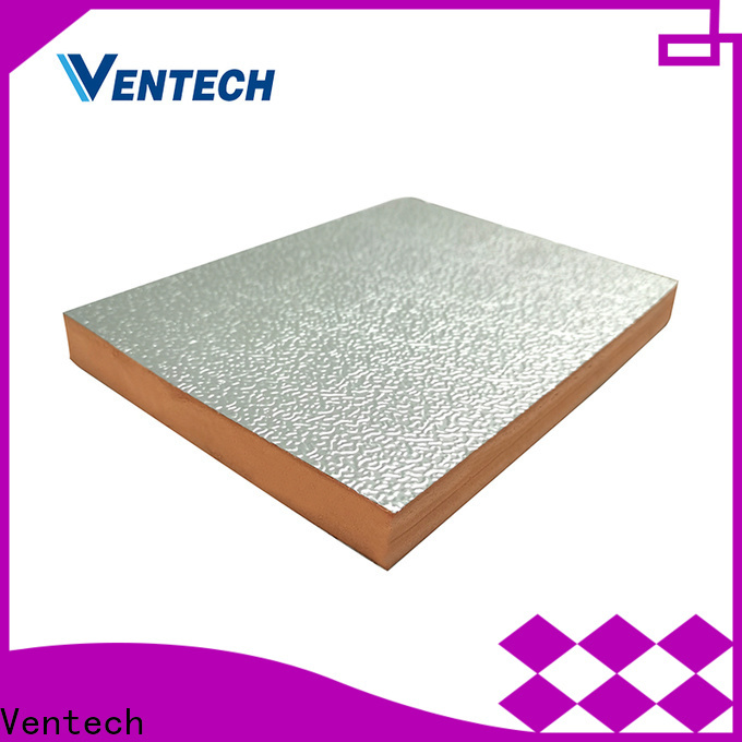 Ventech fiberglass duct board manufacturers fast delivery