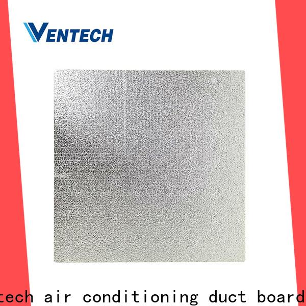 Ventech fiberglass duct board manufacturers best brand