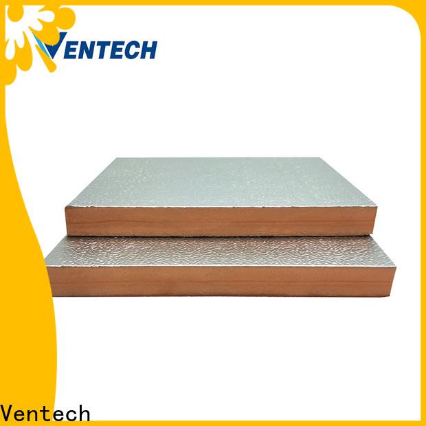 Ventech phenolic insulation board manufacturers hot sale manufacturing