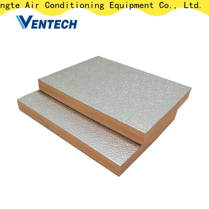 Ventech bulk pre-insulated panel aluminum foil for wholesale