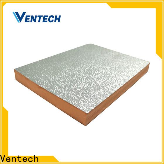 latest foil covered fiberglass duct board manufacturers best brand