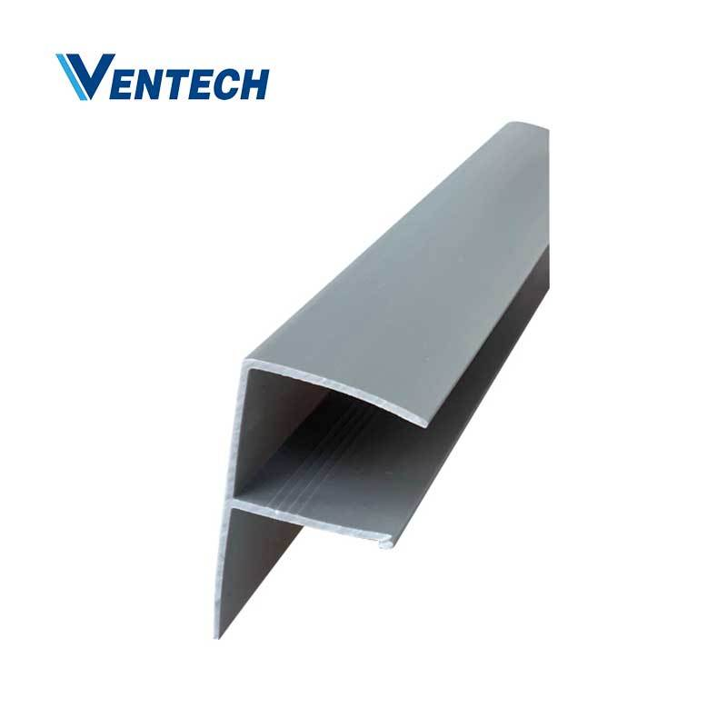 PVC F Section Bar