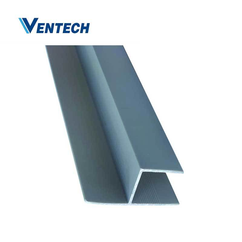 PVC h Section Bar