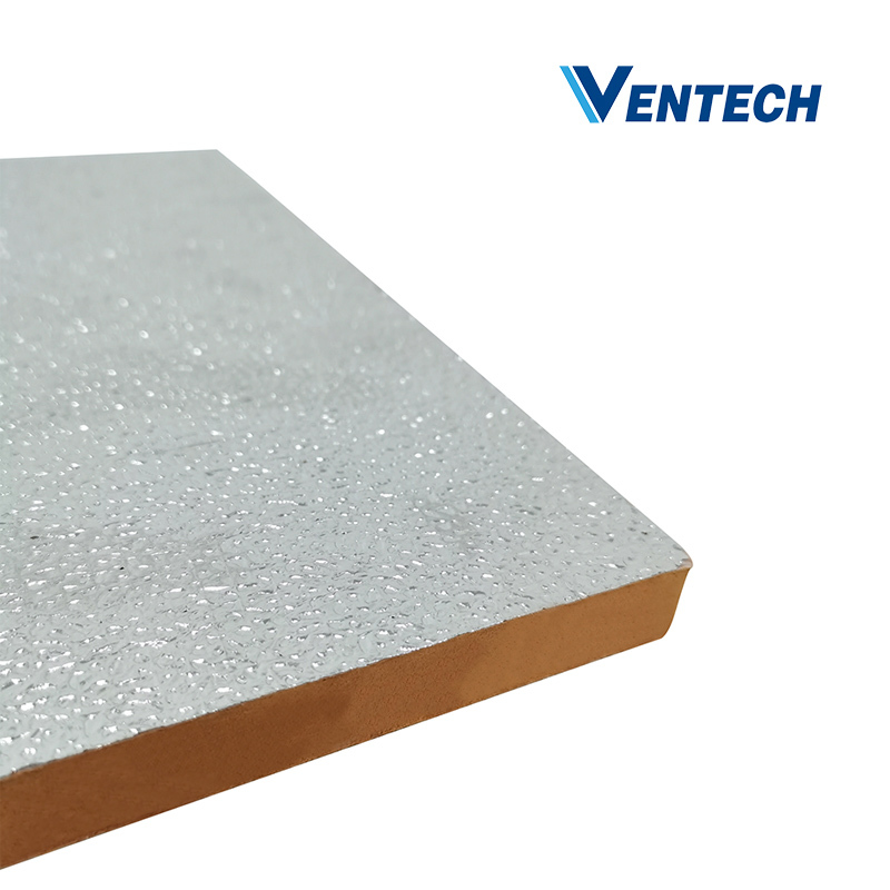 Manufacturer Wholesale High Quality Phenolic Air Duct Panel