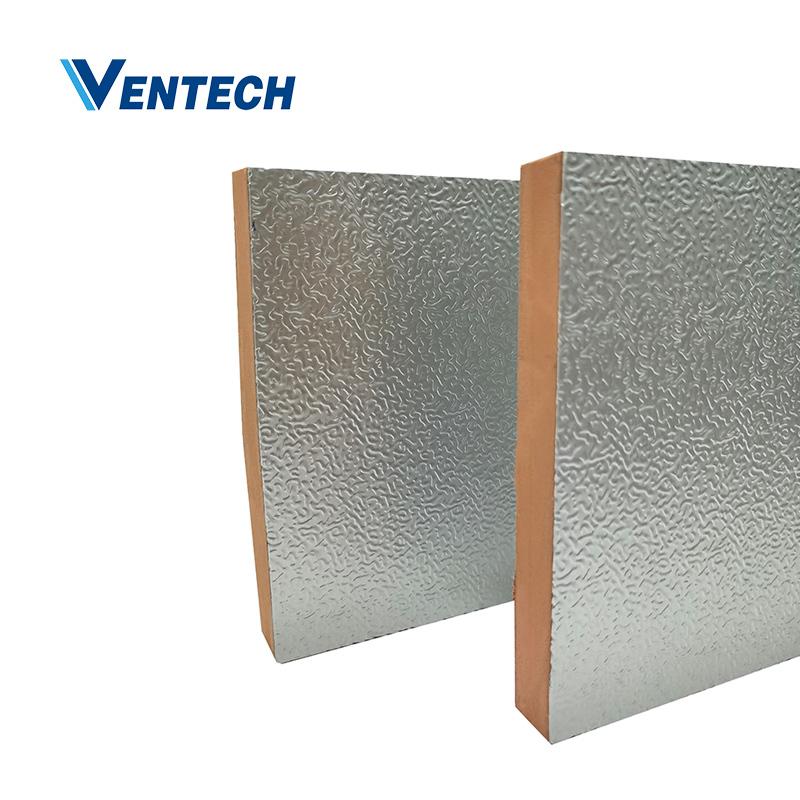 Aluminum Foil Phenolic Foam Insulation Board