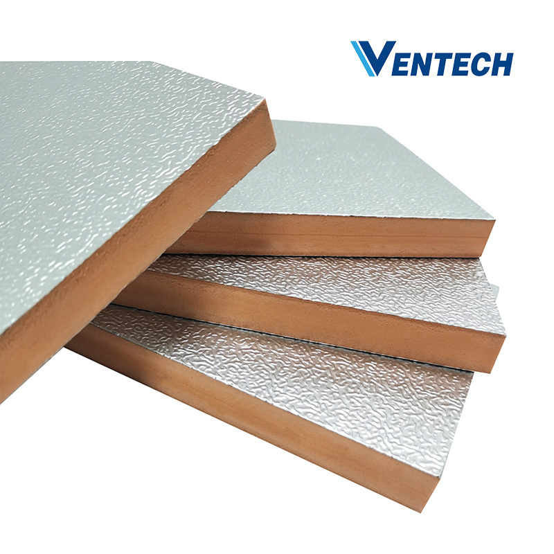 Phenolic Foam Boards For Air Duct