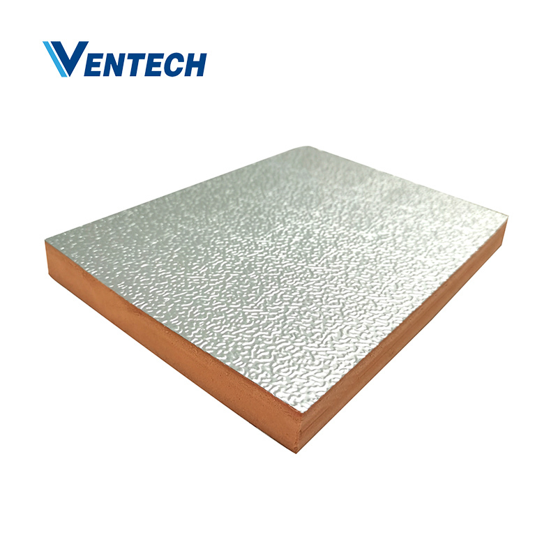 2021 the newest fashion comfortable light weight phenolic air duct board