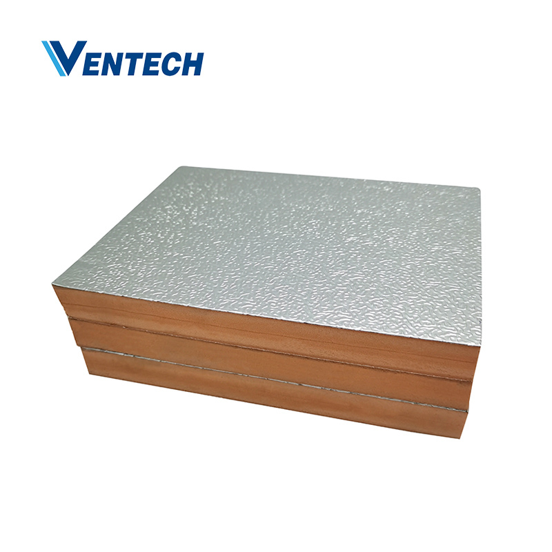 High Grade Wholesale Phenolic Foam Duct Board For Air Duct