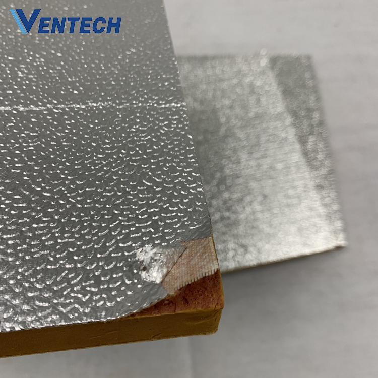Marine Air Conditioner Duct Foil Phenolic Duct Phenolic Insulation Board